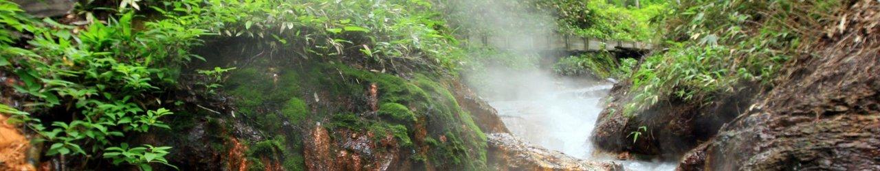 Oyunumagawa Natural Footbath