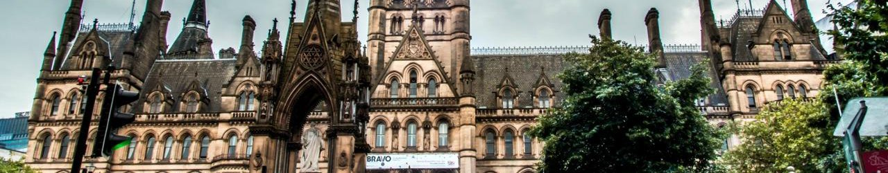 ‪Manchester Town Hall‬