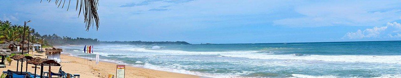 希卡杜瓦海滩