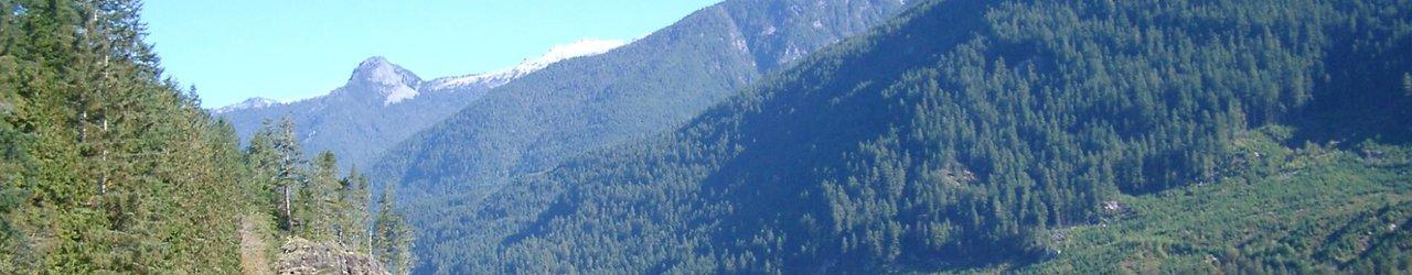 Sechelt Inlets Marine Provincial Park