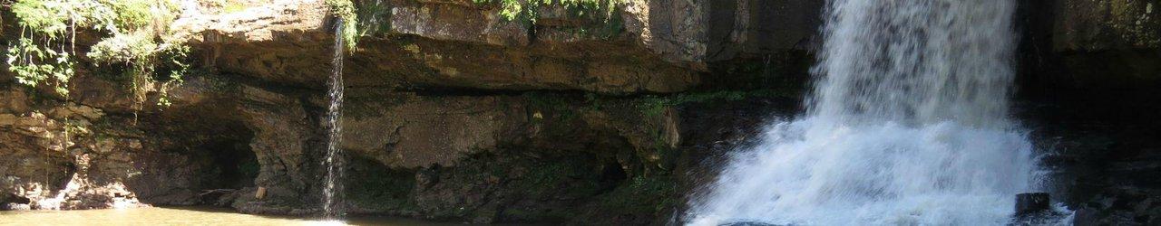 Cascata da Usina Velha