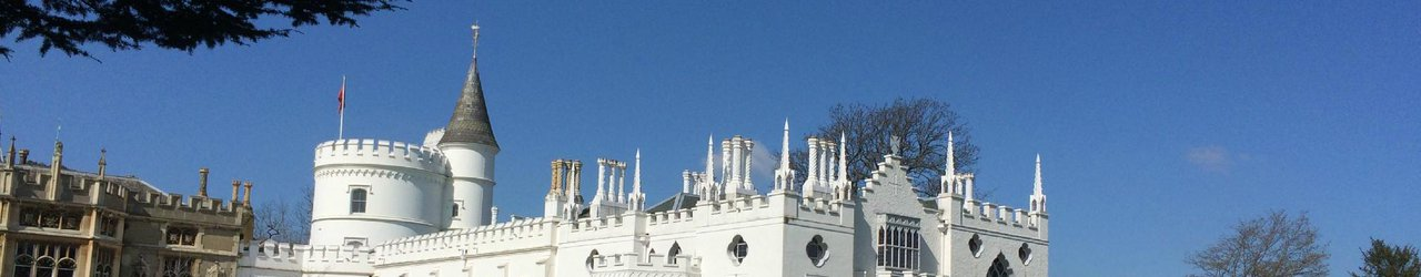 Strawberry Hill House & Garden