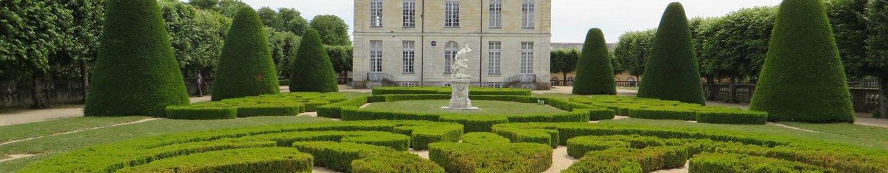 Parc et Jardins du Chateau de Bouges
