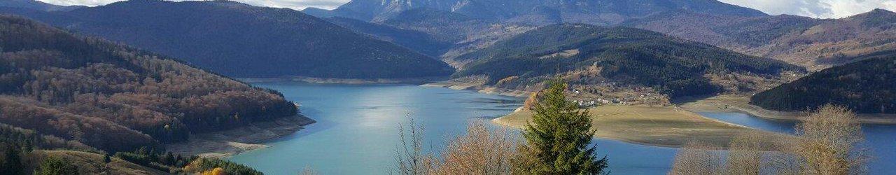 Lake Izvorul Muntelui (Lake Bicaz)