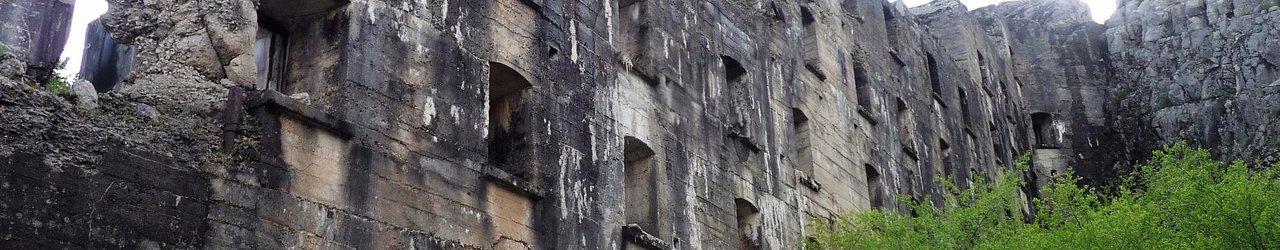 Fort Strac (Tvrđava Strac)