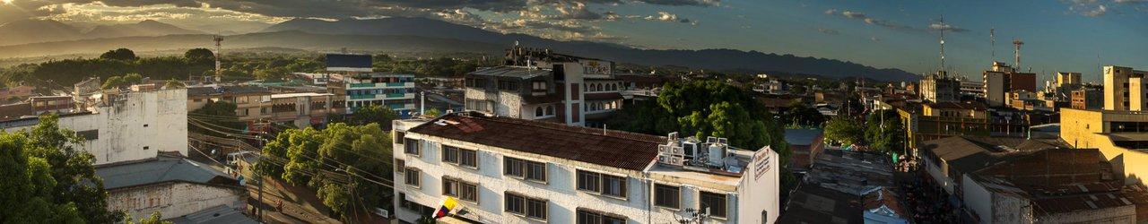 Edificio de la Gobernacion del Huila