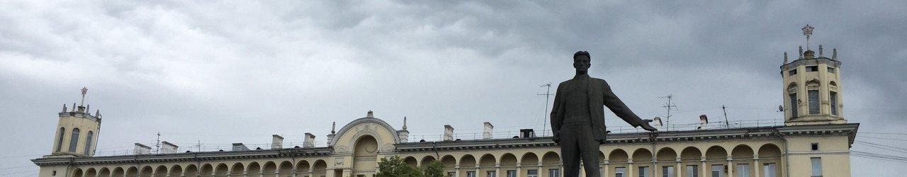 Monument to V. V. Mayakovsky