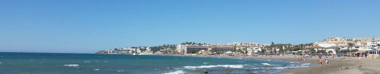 Playa de la Cala Mijas