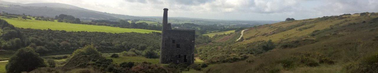 Wheal Betsy Tin Mine