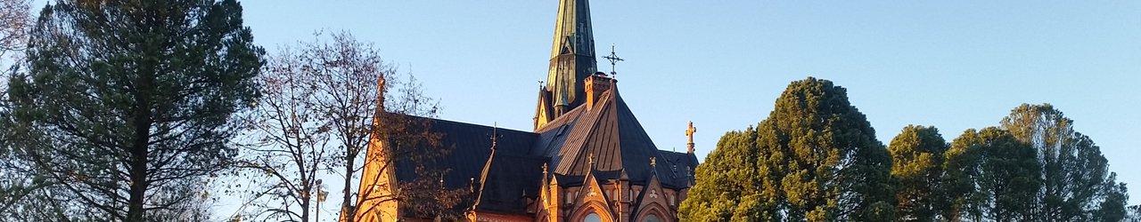 Umea stads kyrka