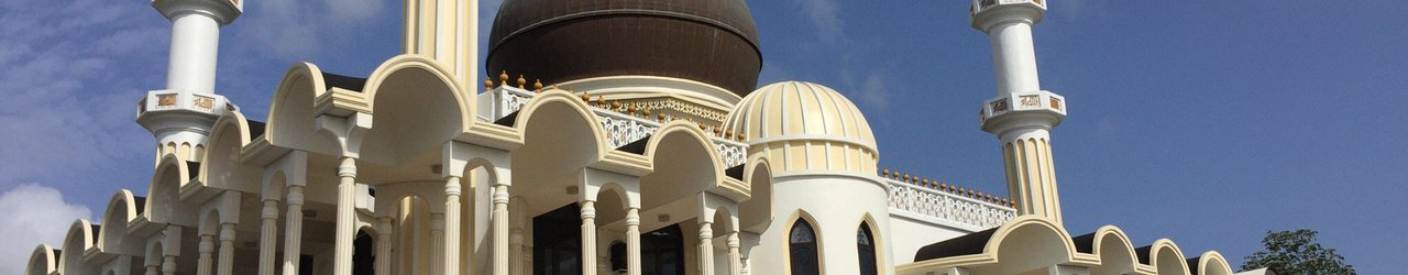 Suriname City Mosque