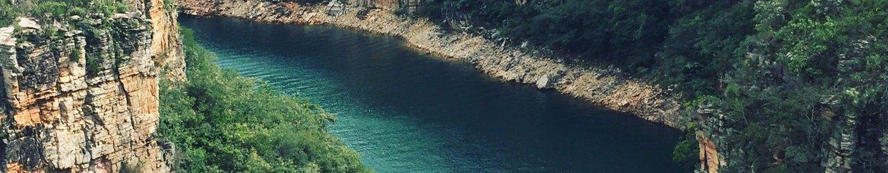 Mirante dos Canyons