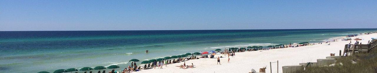Rosemary Beach Public Beach