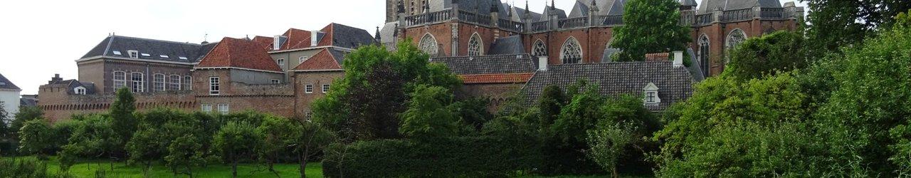 Rijksmonument Walburgiskerk Zutphen