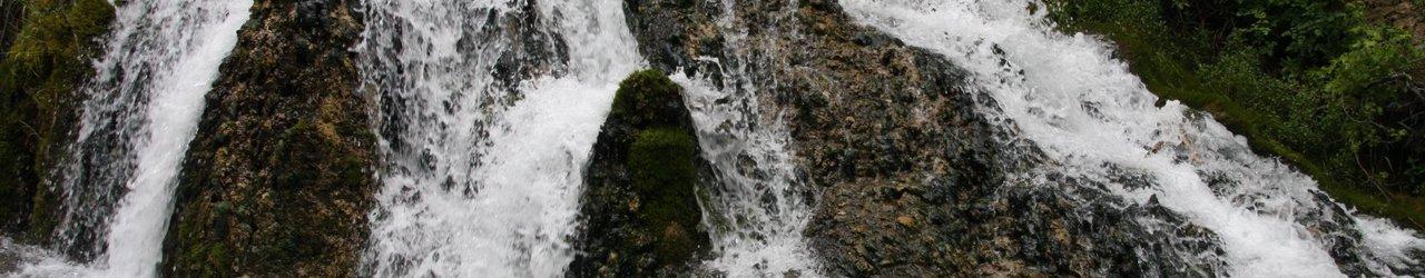 Roughlock Falls State Nature Area