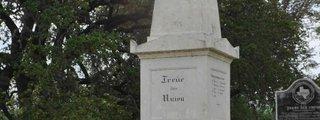 Treue Der Union Monument