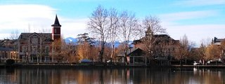 Lago de Puigcerda