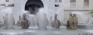 Fountain Griffins