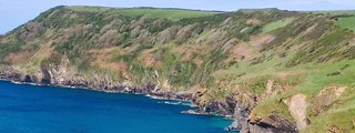 South West Coast Path (Polruan to Polperro)