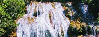 Serra da Bodoquena Waterfalls