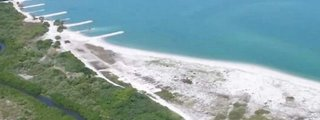 Playa Punta San Julian
