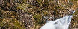 Risslochwasserfalle