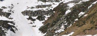 Les Abelletes Lake Trail