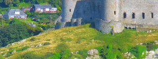 哈莱克城堡