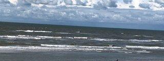 Het Strand Van Noordwijk Aan Zeedd