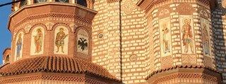 Εκκλησια Παναγια Κορυφινη
