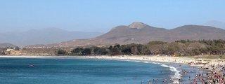 Playa de pichidangui