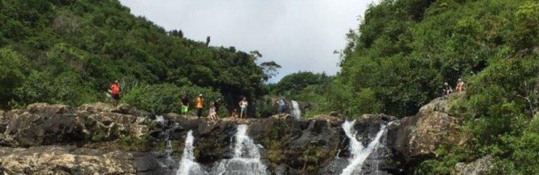 Randonnée 3 cascades