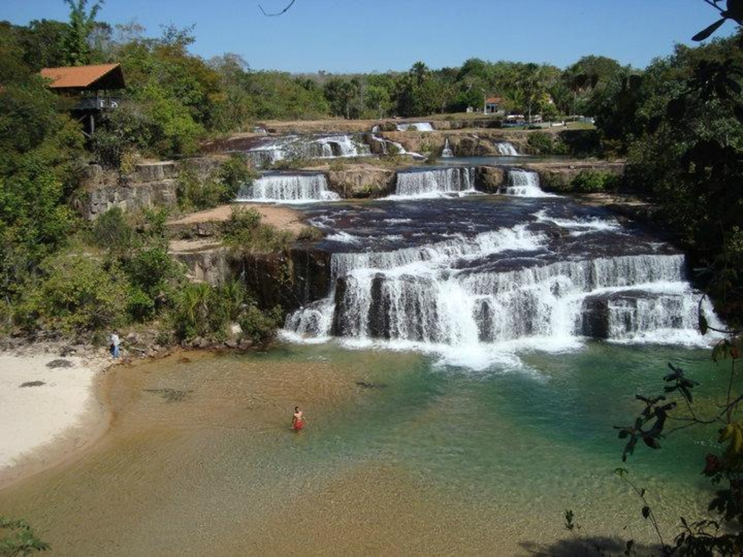 Rio Verde de Mato Grosso: Tourismus in Rio Verde de Mato Grosso