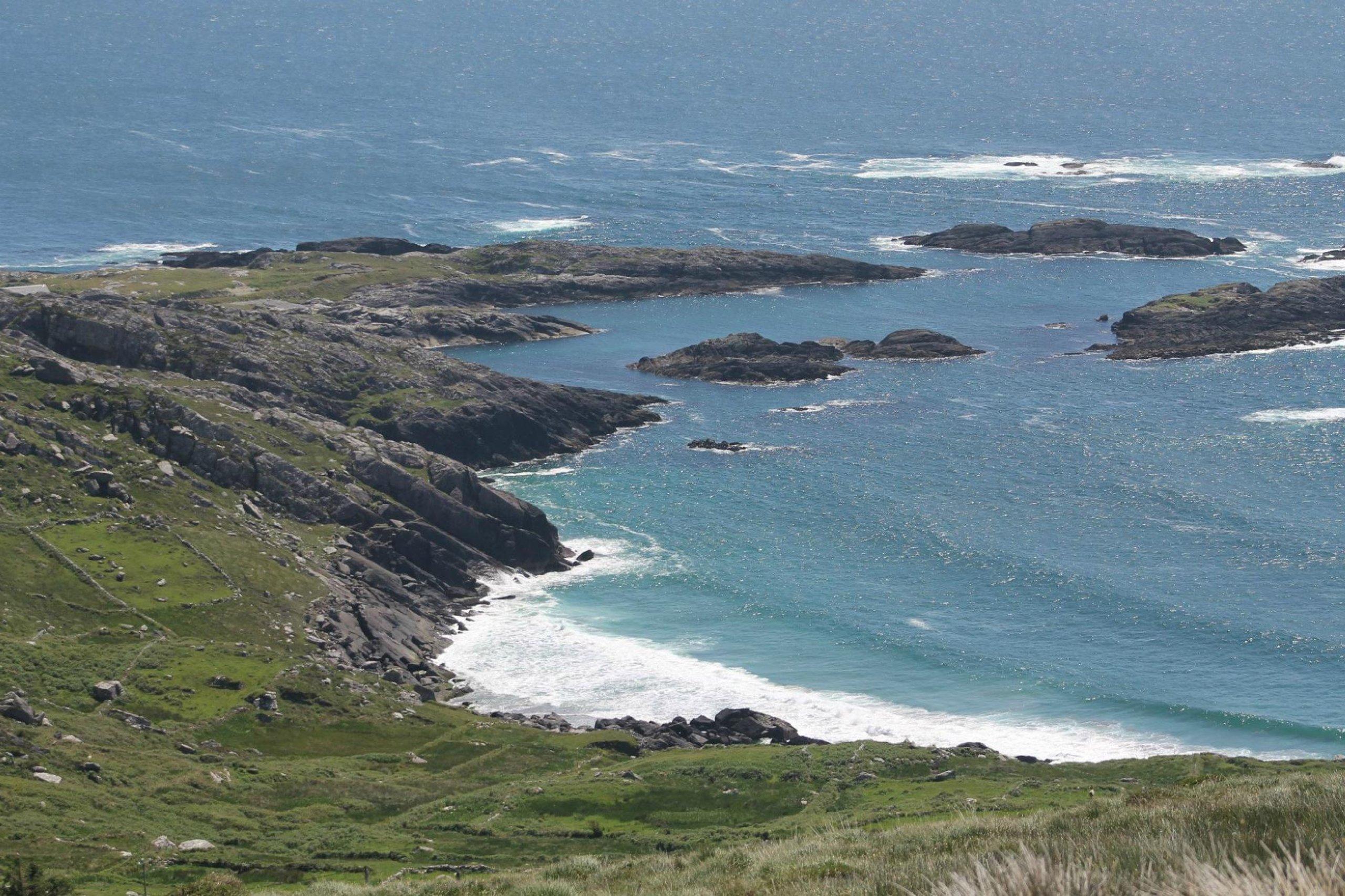 Killarney to The Strand @ Inch Beach - 4 ways to travel via