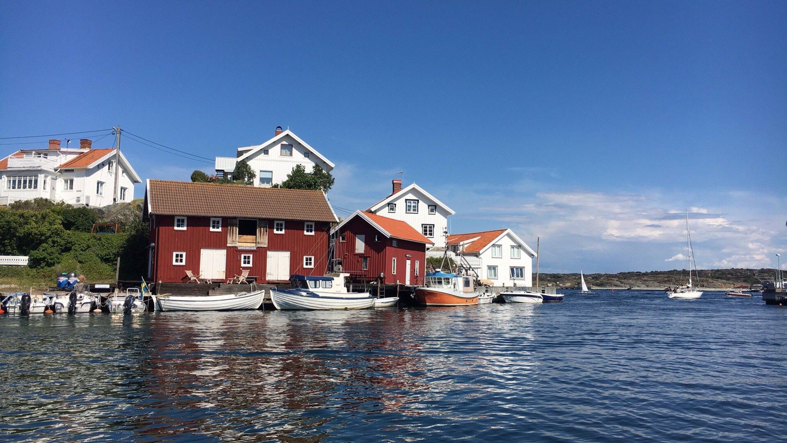 Besok Gullholmen I 2020 Det Beste Innen Gullholmen Sverige