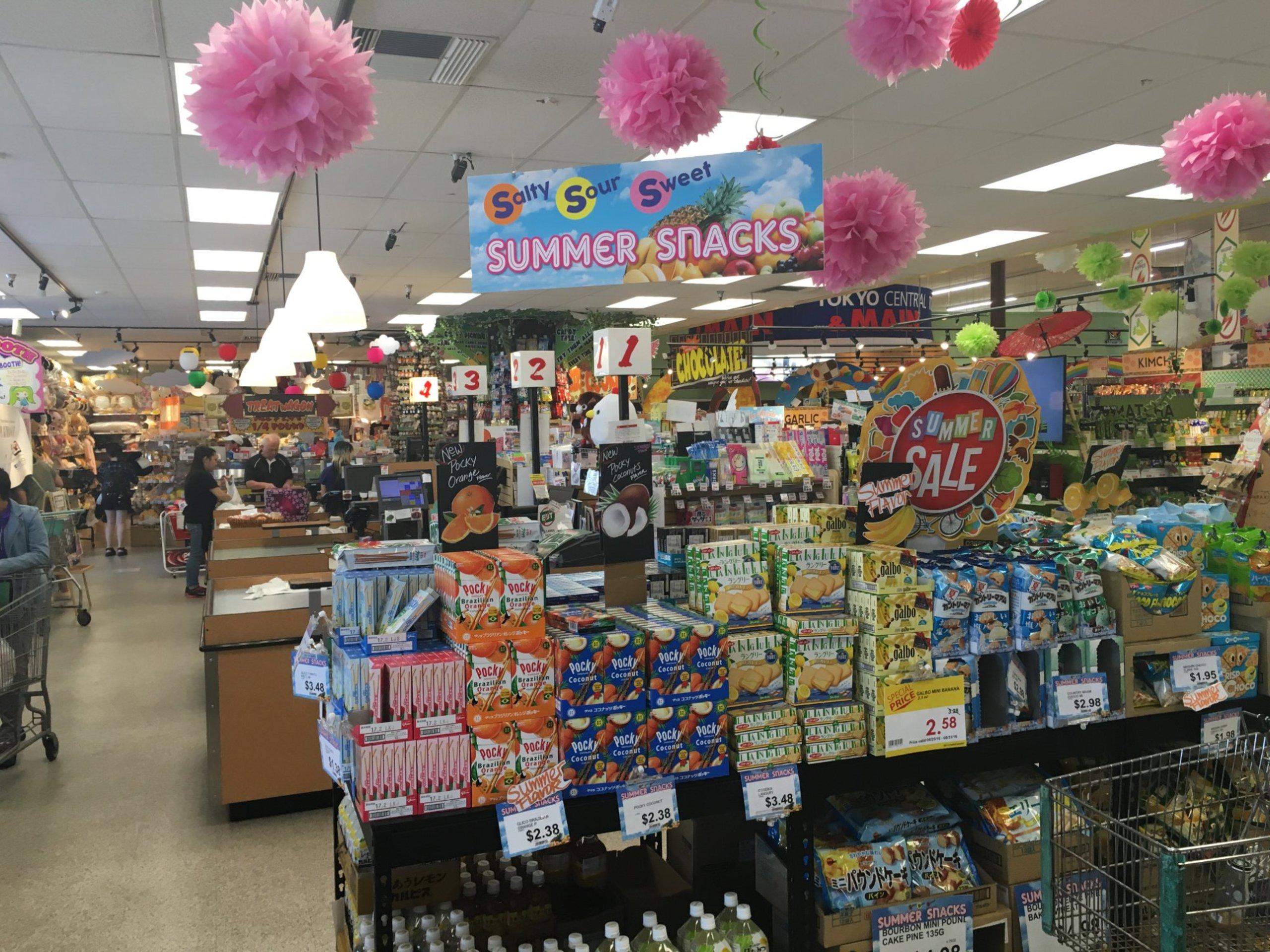 snacks section - El Dorado Motel Gardena Gardena Ca