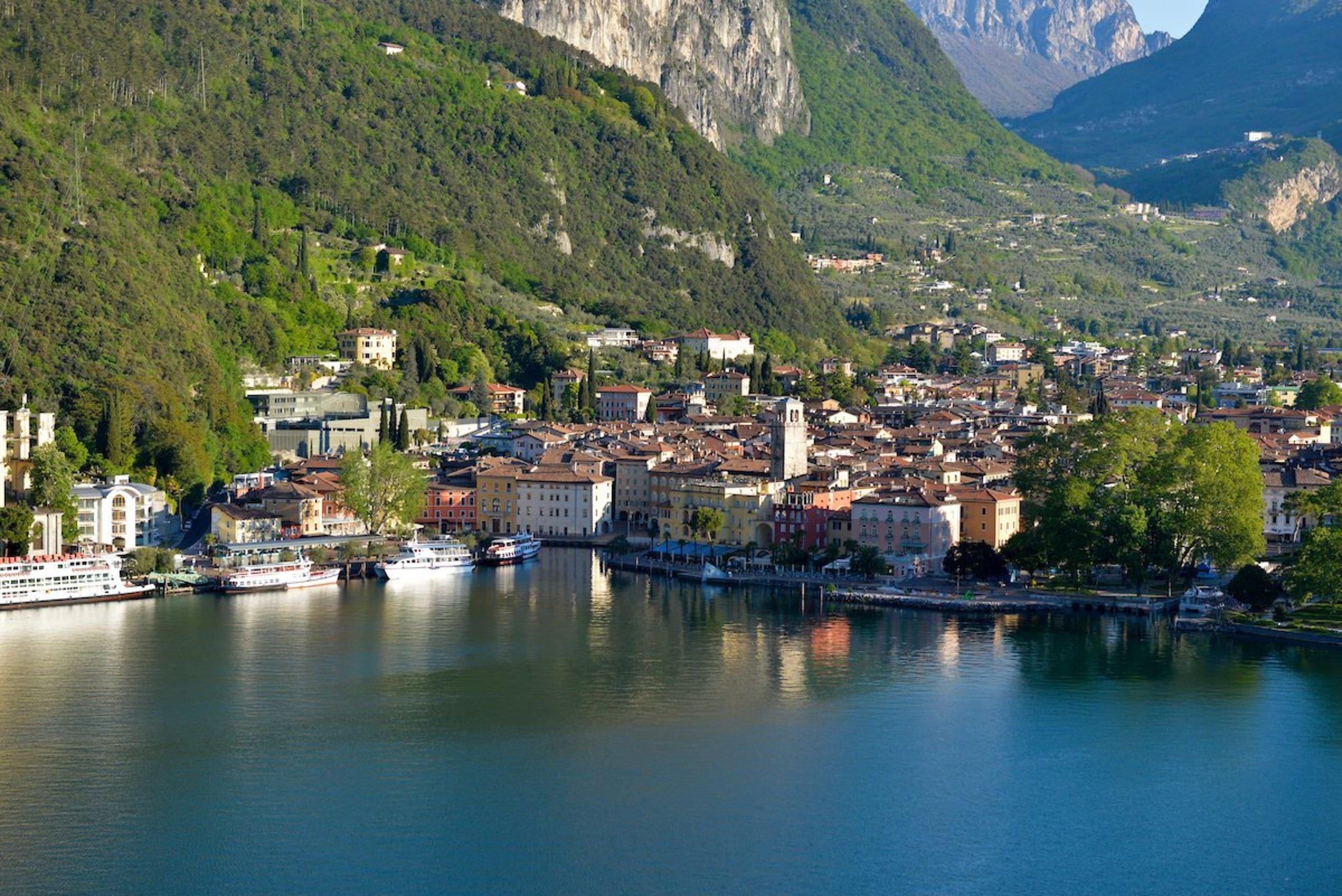 Riva Del Garda Matkailu 2020 Nae Ja Koe Riva Del Gardassa