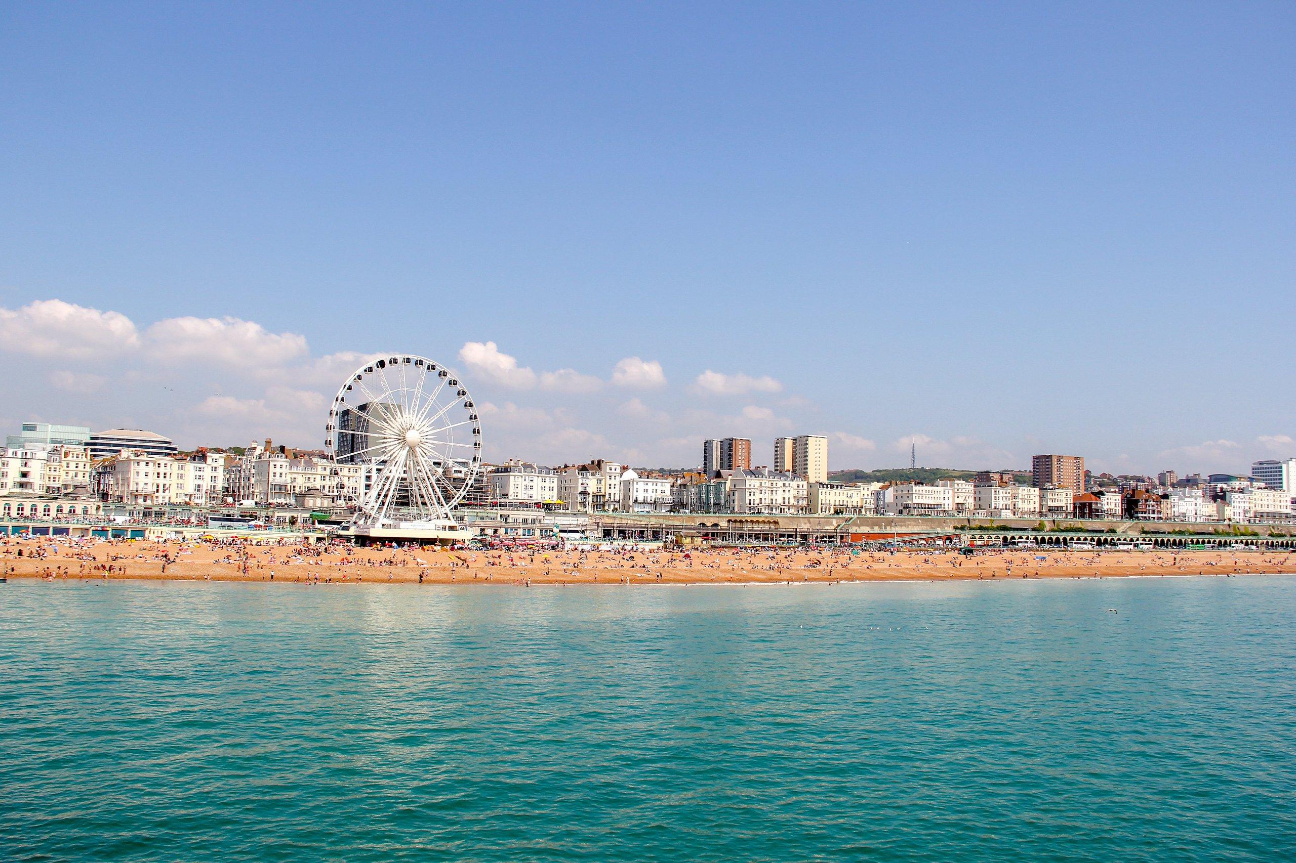 Le temps est bon [terminé] Brighton