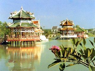 Храм Ват Йанасангварарам