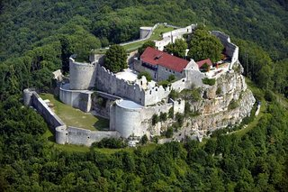 Hohenneuffen Castle Ruin