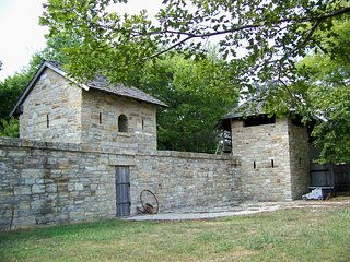 Eversgerd's Civil War Fort