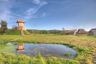 Geschichtspark Baernau-Tachov