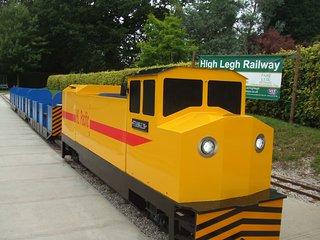 High Legh Railway