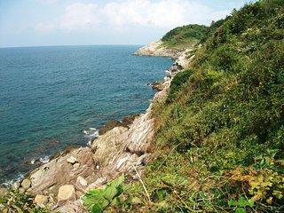 Natsudomari Coast