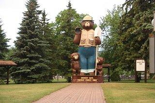 Smokey Bear park