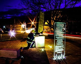 9/11 Memorial-Acushnet