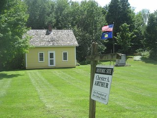 President Chester A. Arthur's Home