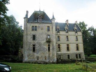 Chateau de l'Augere Saint Marc
