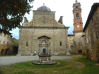 Sanctuary of Mongiovino