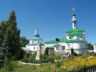 Bogoroditskiy Men's Monastery of Raifa